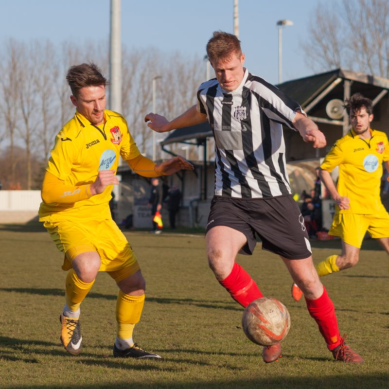 Knaresborough extend lead at top of table