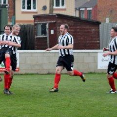 Brigg Town 2-0 AFC Emley (7/4/18)