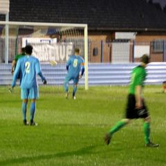 Eccleshill United 2-2 Brigg Town (9/4/18)