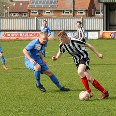 Brigg Town 1-1 Armthorpe Welfare (21/4/18)