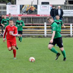 Selby Town 4-2 Brigg Town (28/4/18)