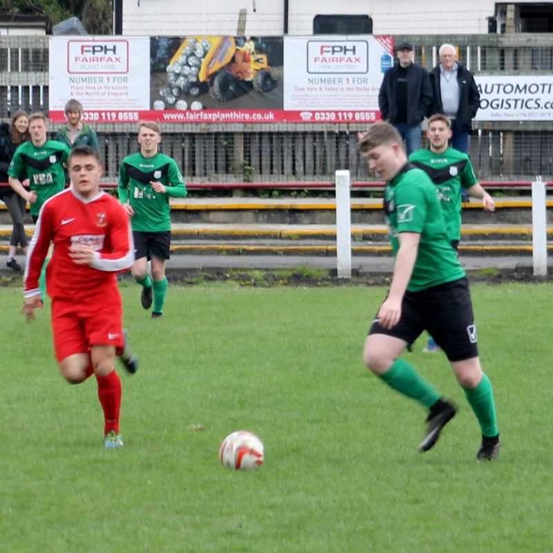 Brigg suffer relegation on final day