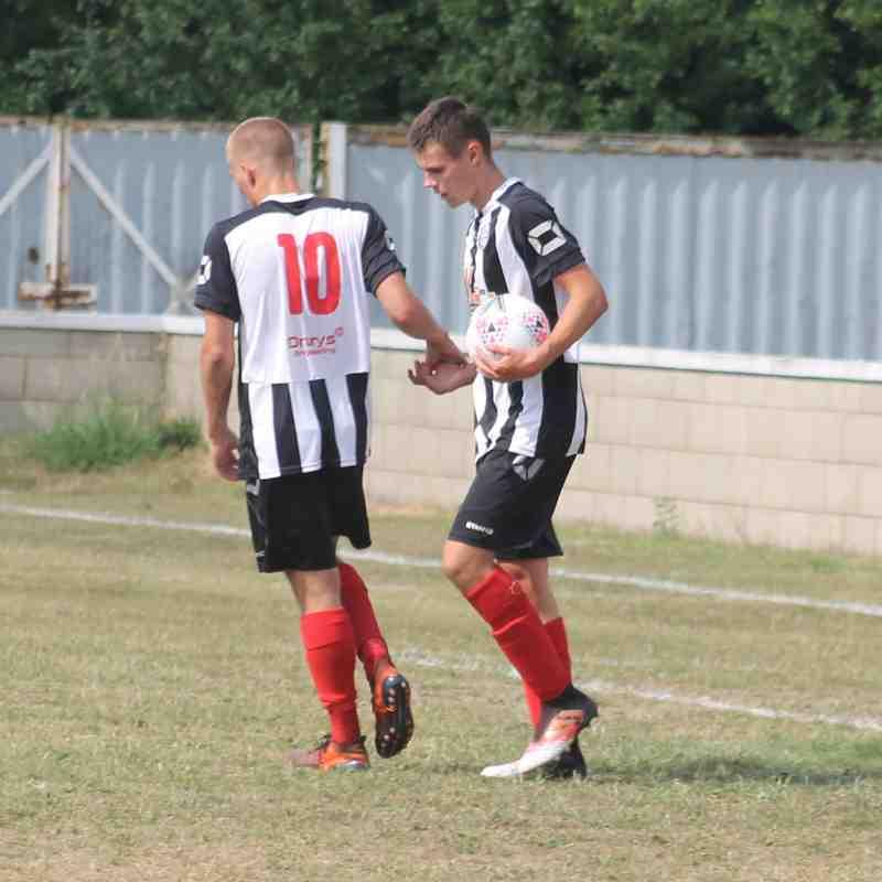Brigg Town 1-0 Lincoln United U21 (14/7/18)
