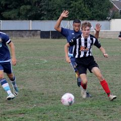 Brigg Town 1-0 Gainsborough Trinity Reserves (11/8/18)