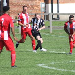 Horncastle Town 1-1 Brigg Town (18/8/18)