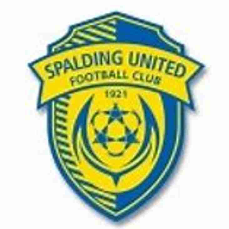 Spalding United Development Squad Preview