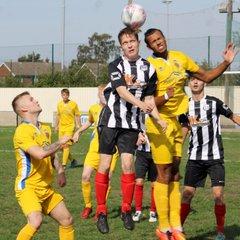 Brigg Town 5-0 Spalding United Development Squad (1/9/18)