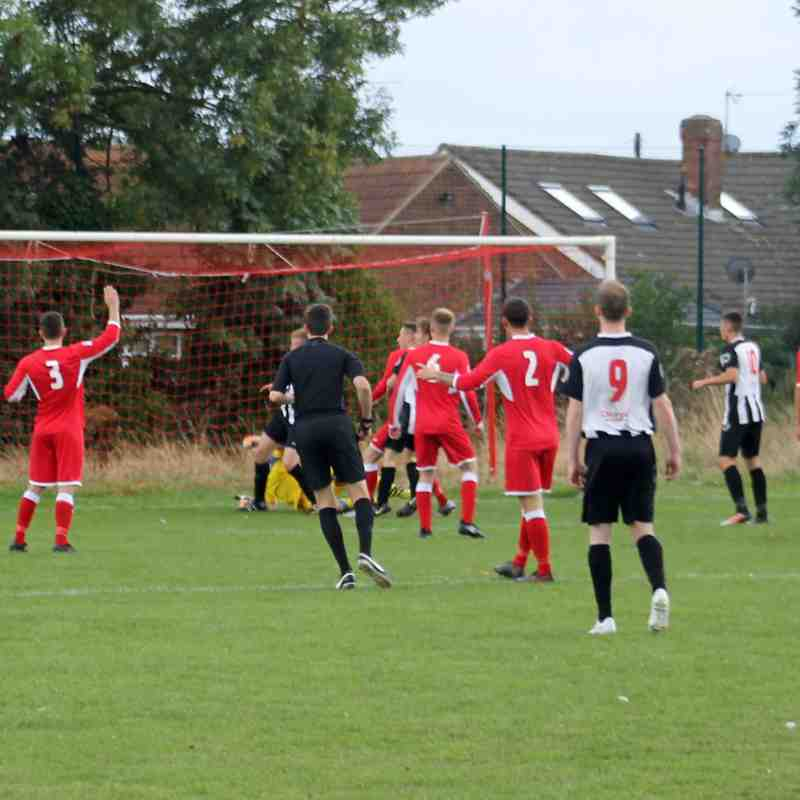 Grimsby Borough Reserves 1-3 Brigg Town (15/9/18)