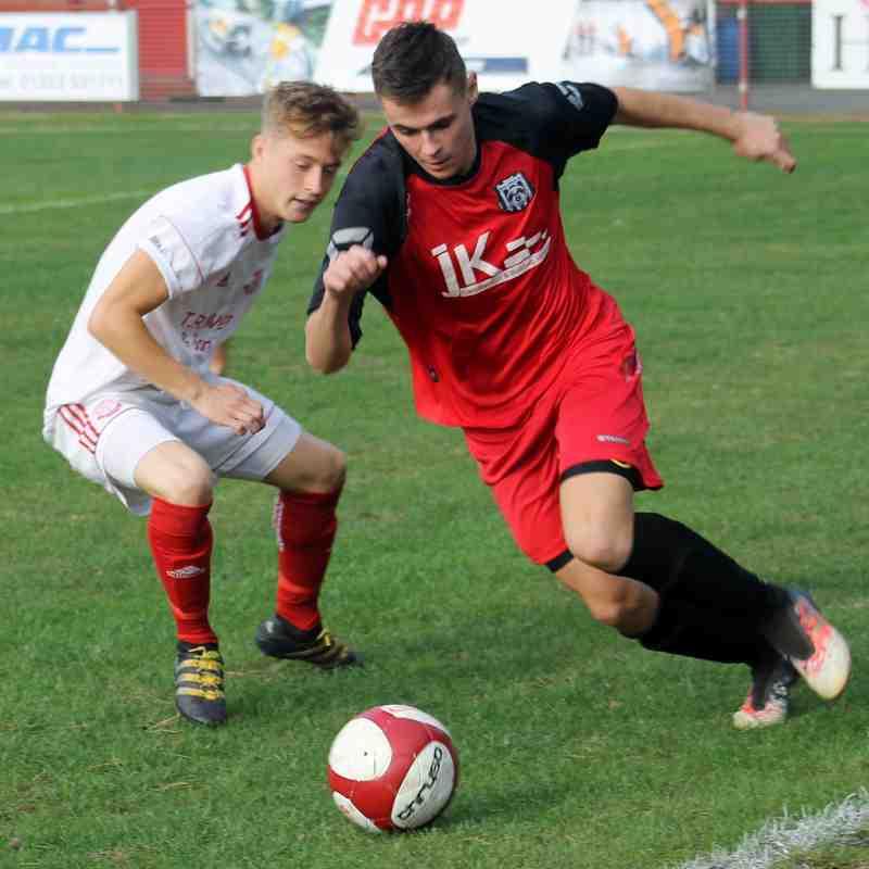 Lincoln United Development Squad 1-2 Brigg Town (13/10/18)