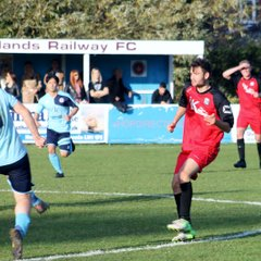 Lincoln Moorlands Railway 3-1 Brigg Town (20/10/18)