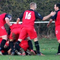 Nettleham 2-3 Brigg Town (17/11/18)