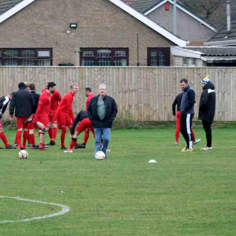 Immingham Town 0-0 Brigg Town (12/1/19)