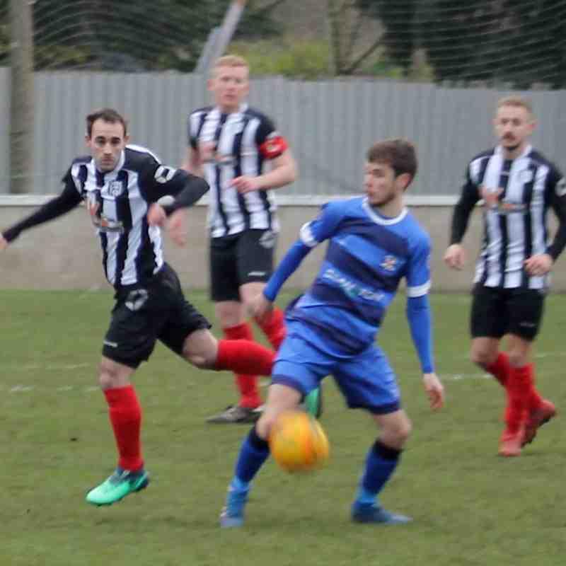 Brigg Town 2-0 Ruston Sports (19/1/19)