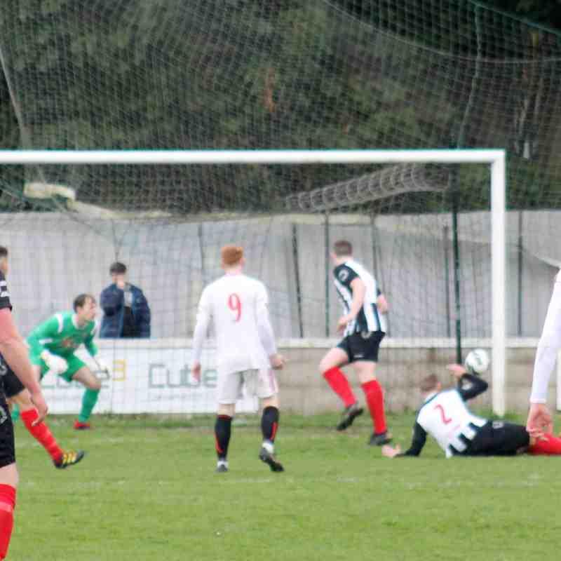 Brigg Town 0-1 Lincoln United Development Squad (10/5/19)
