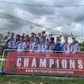 U13 Lightning Win Surrey Primary League Senior Cup