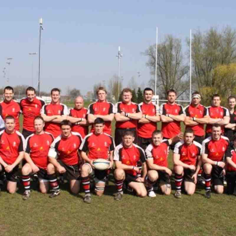 Walsall 70-24 Old Halesonians 17.04.10