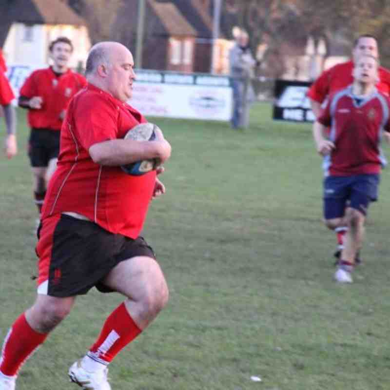 Walsall 2nds 46-10 Camp Hill 2nds 13.11.2010