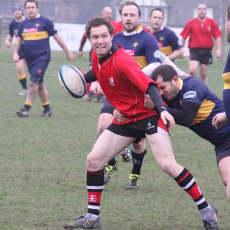 Walsall 2s v Worcester Wanderers 2s  26.03.2011
