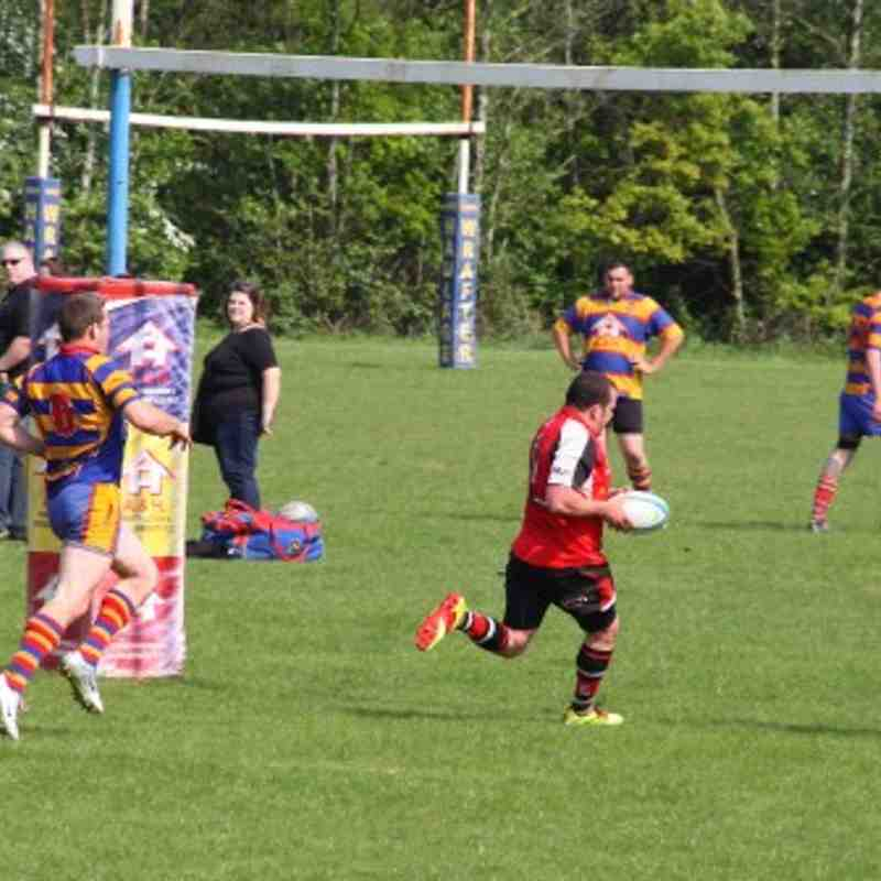 Old Halesonians 32-29 Walsall 30.04.2011