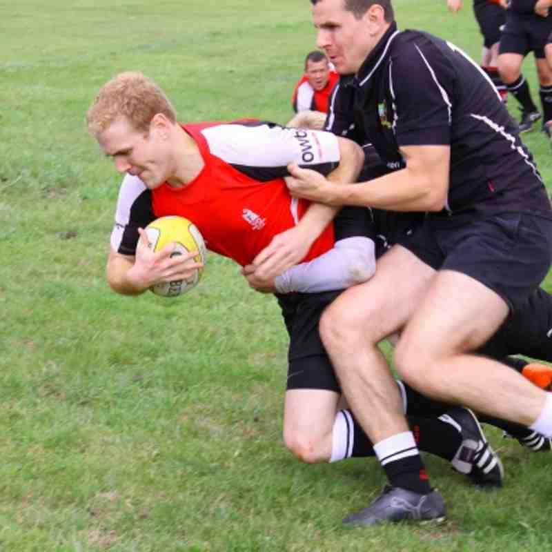 Warm up game: Bridgnorth v Walsall 27.08.11