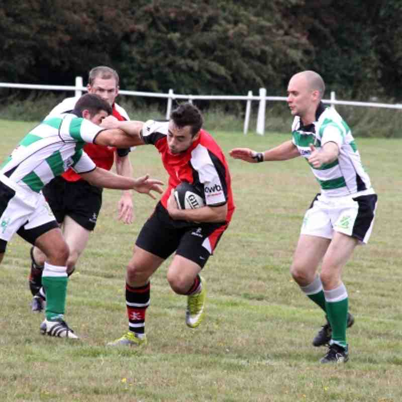 Bedworth 29-44 Walsall 03.08.2011