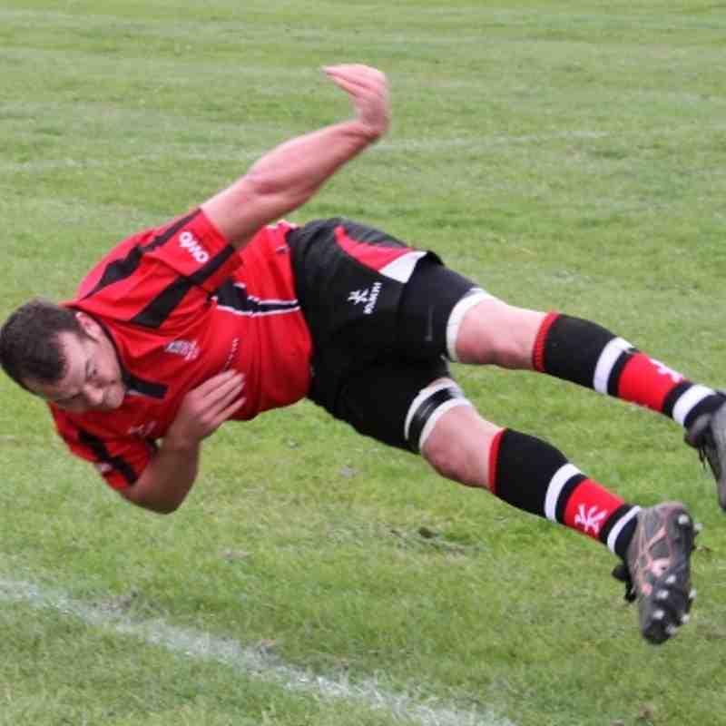 Walsall 27-26 Burton 24.09.2011