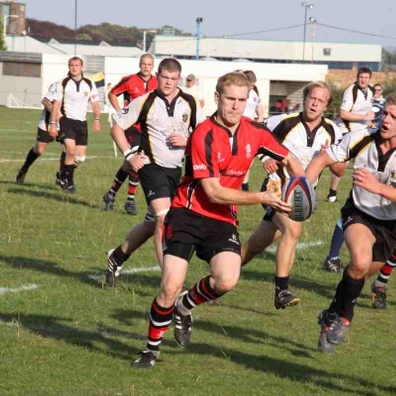 Dunlop 19-31 Walsall 01.10.2011