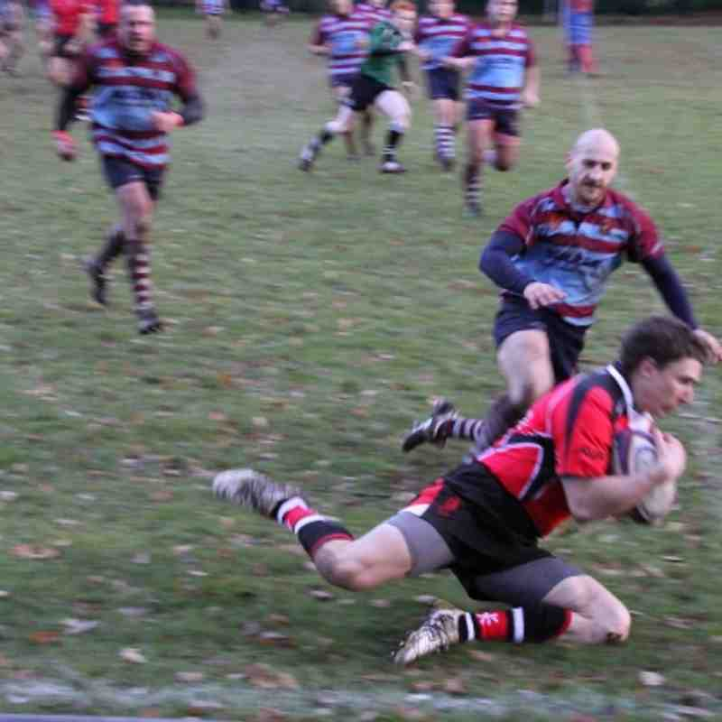 Camp Hill 18-21 Walsall 17.12.2011