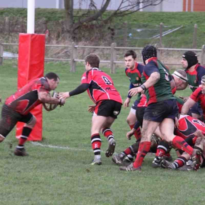 Walsall 38-41 Lichfield 07.01.2012