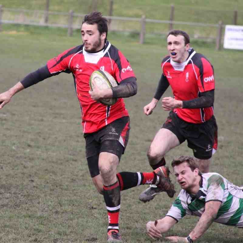 Walsall 30-14 Bedworth 21.04.2012
