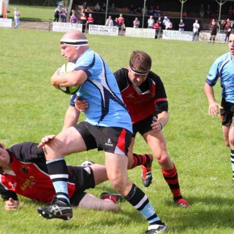 Walsall 23-14 Berkswell & Balsall 01.09.2012