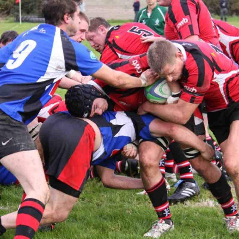 Ludlow 27-21 Walsall 20.10.2012