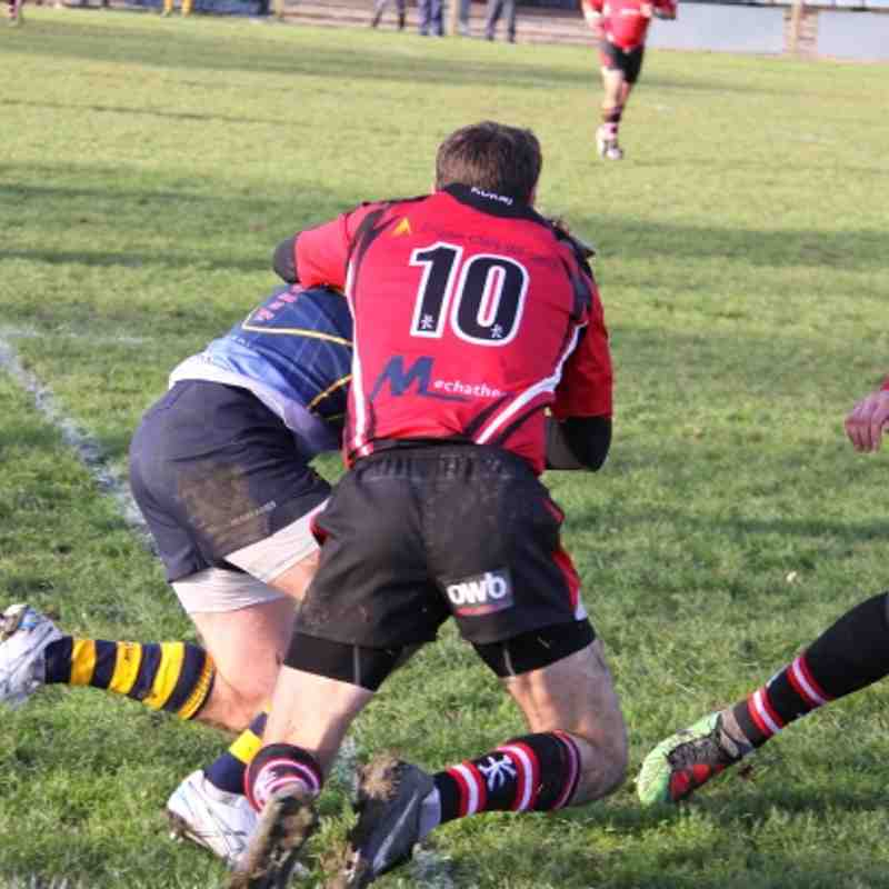 Walsall 16-16 Worcester Wanderers 27.10.2012