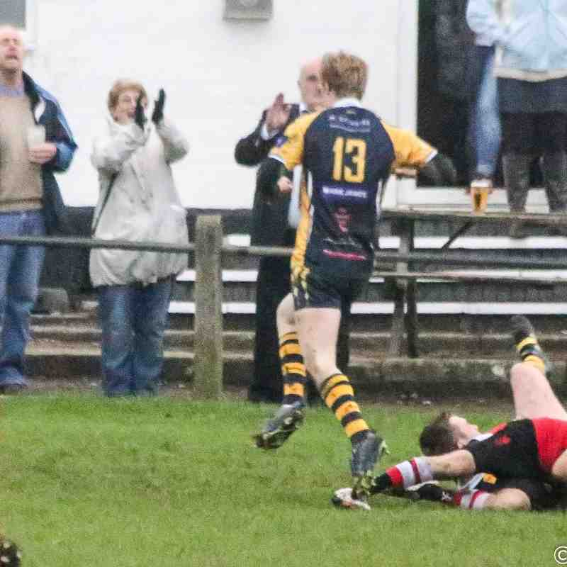 Walsall 19-26 Worcester Wanderers 15.11.14