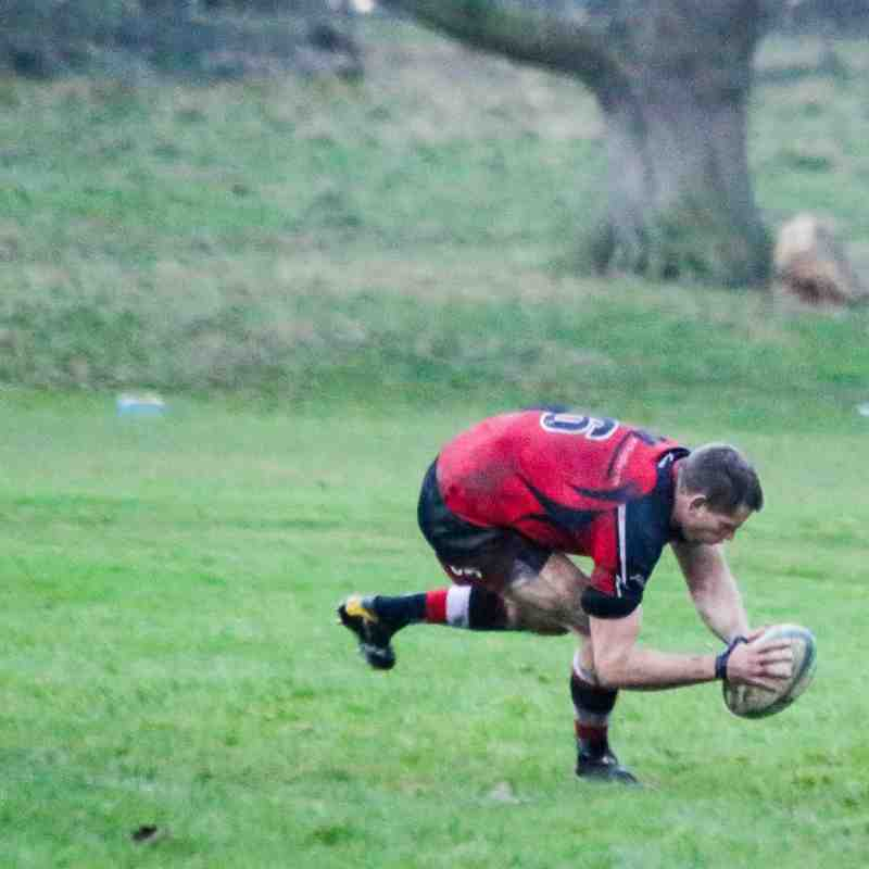 Whitchurch 28-27 Walsall 22.11.14