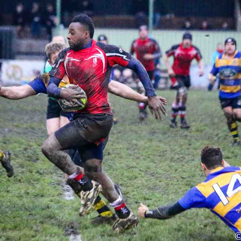 Walsall 55-0 Barkers Butts 05.12.14