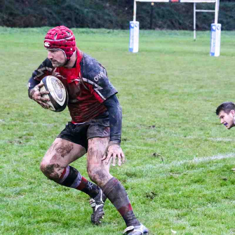 Hereford 25-6 Walsall 03.01.15
