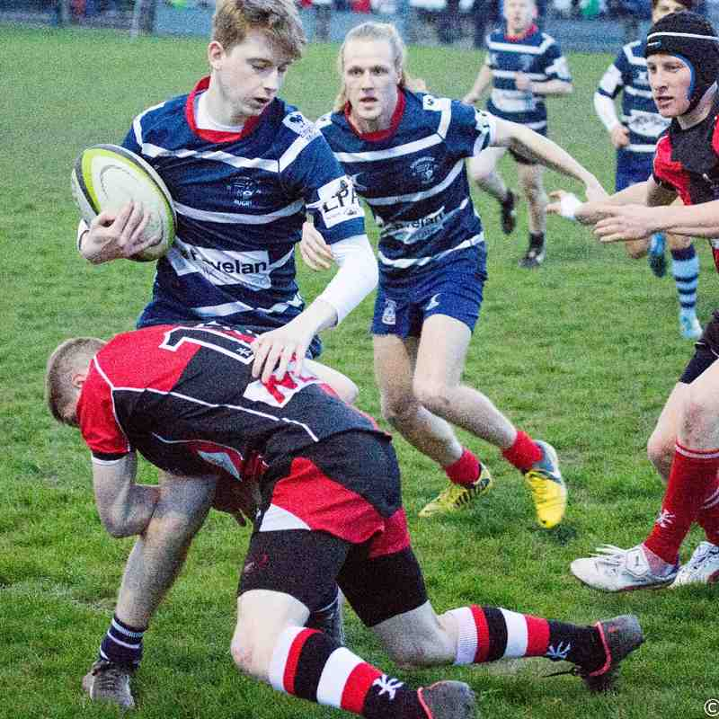 Walsall Colts 15-24 Stourbridge Colts 23.04.15