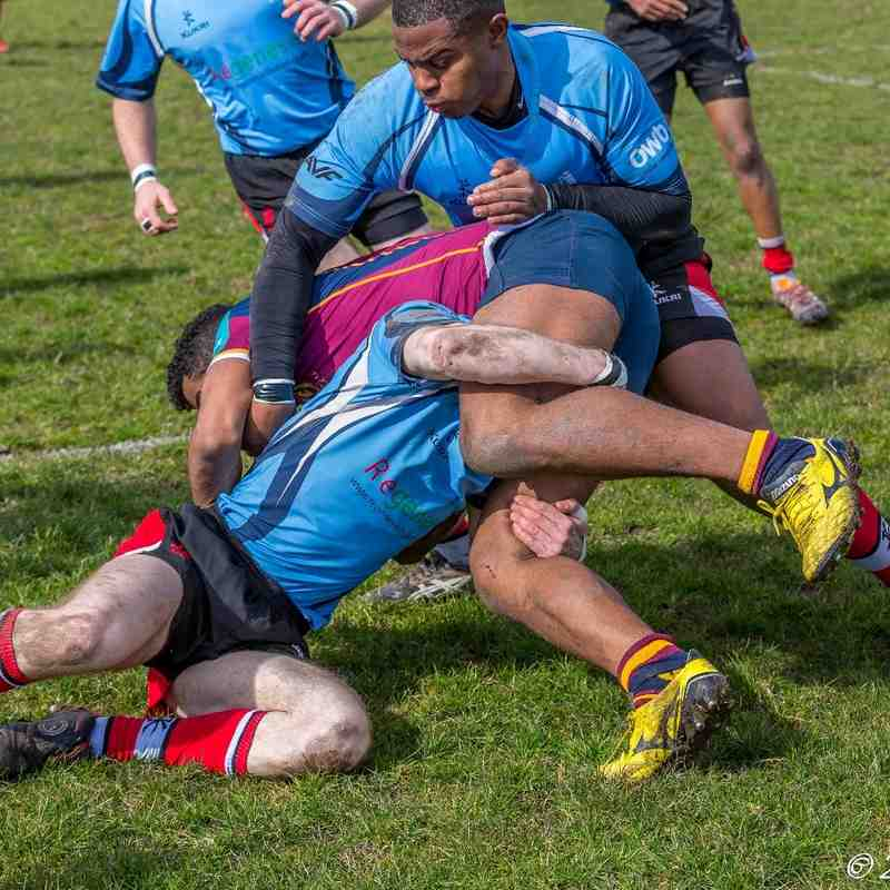 Walsall 12-63 Bournville 02.04.16