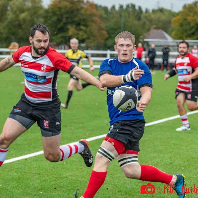 Walsall 12-17 Earlesdon (Int Cup) 22.09.18