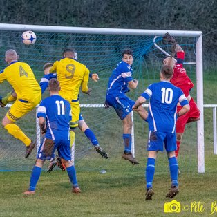 Darlaston's unbeaten run continues with a flattering away win at Bromyard
