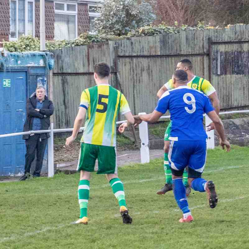 Gornal 0-4 Darlaston Town (1874)  29.12.18