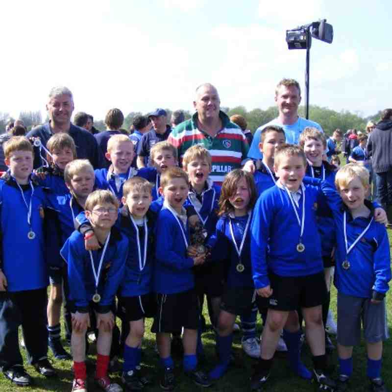 St Neots Festival U9 Success