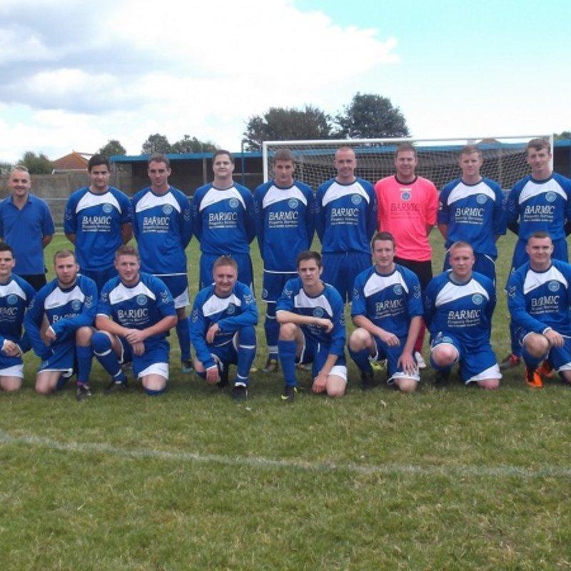 Shoreham United lose to Rottingdean Village Sunday 3 - 9