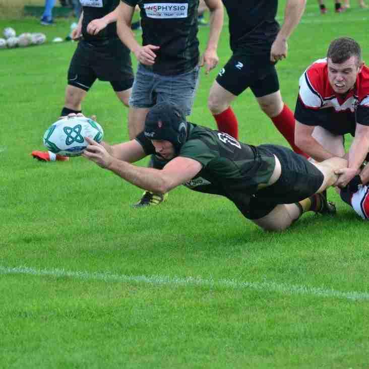 Hanwell RFC Earn a 2nd Promotion in 3 Seasons