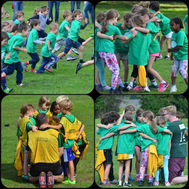 New Hanwell Minis Trial Launches with Huge Sucess