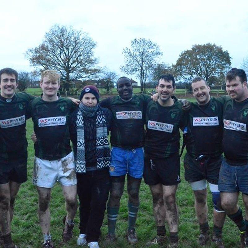 Hanwell RFC raise money for Movember