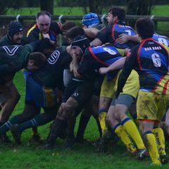 Hanwell RFC v Hillingdon & Hayes Baa Baas (photos courtesy of challenge-photographic.co.uk)