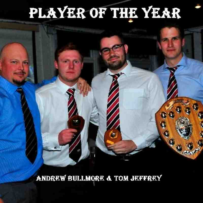 Saracens Seniors End of Season Awards