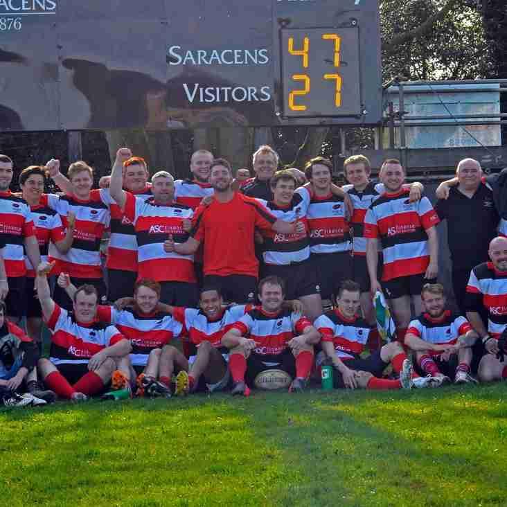 Crusaders Semi-Final win.